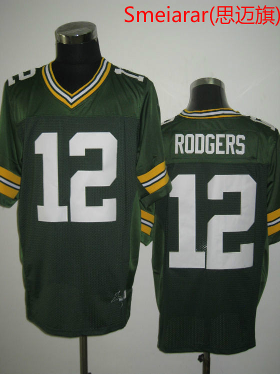 Smeiarar 2016 12 Aaron Rodgers #52 Clay Matthews elite jersey the best quality, embroidery patterns, size M --4XL(China (Mainland))