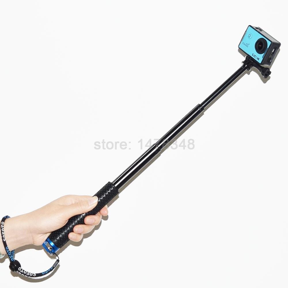 Lightweight Selfie Stick Monopod For SOOCOO C30 S70 Gopro