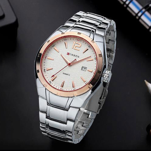 CURREN casual quartz watch men sports watches men luxury brand military wristwatches full steel men watch 8103 relogio masculino<br><br>Aliexpress
