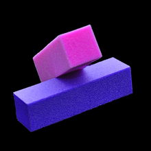 2 X kvádrový pilník na nehty