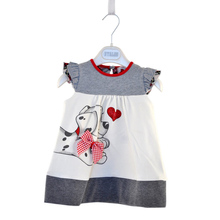 Baby Girl Dress Toddler Summer Dresses Girls Clothes casual children clothing kids clothes