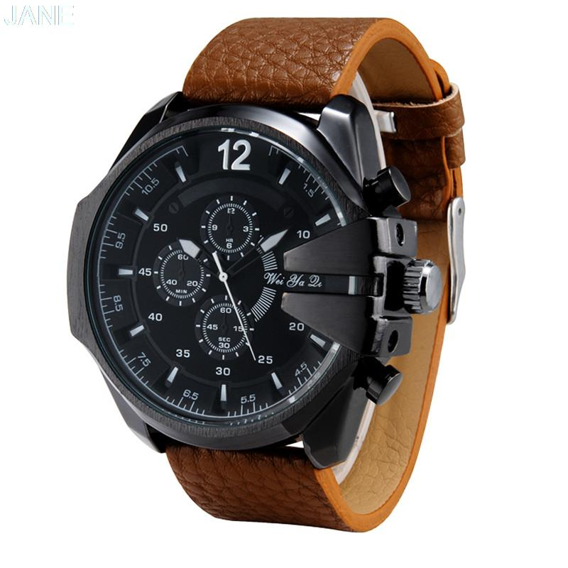 N High Quality Weiyaqi Top Top Brand Army Quartz Watch Fashion Brand Leisure Leisure Sports