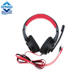 3 5mm Audio Over Ear Earphone Sport Game Headset Headphone Gaming Low Bass Stereo with Mic