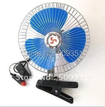 6 inch  12V&24 Volt CAR  TRUCK FAN new  electric  AUTO fan   vehicle cooler fan  battery power fan