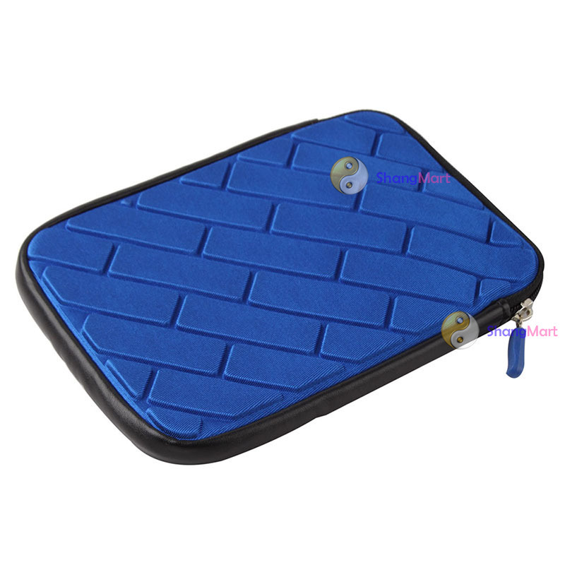 ShangMart original brand Cloth Plaid Case Cover Pouch Bag Zipper for 7 7 inch Android MID Tablet PC PDA Cheaper!(China (Mainland))