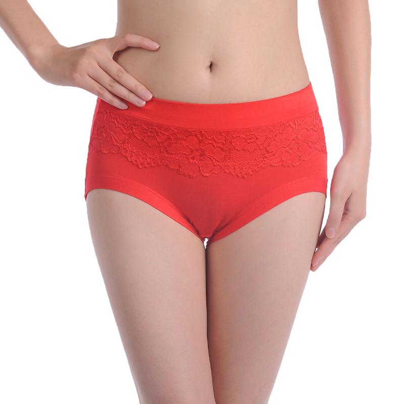 Aliexpress.com : Buy Sexy plus size women panties bamboo ...