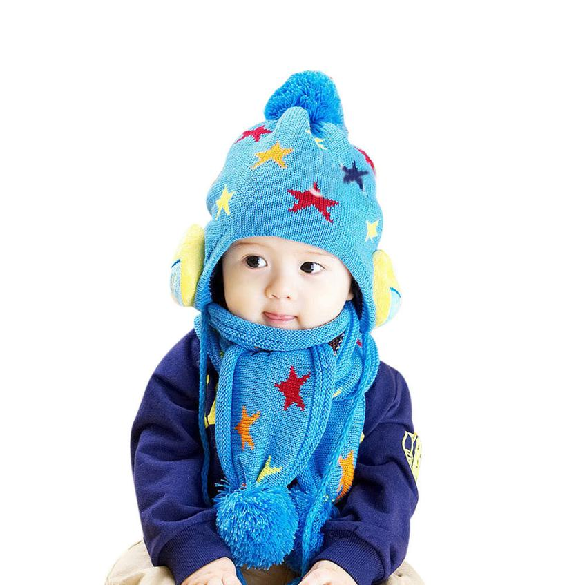 knit cap for newborns Baby Hats Baby Hats hat winter autumn hats and caps children new born photography baby bonnet topi bayi