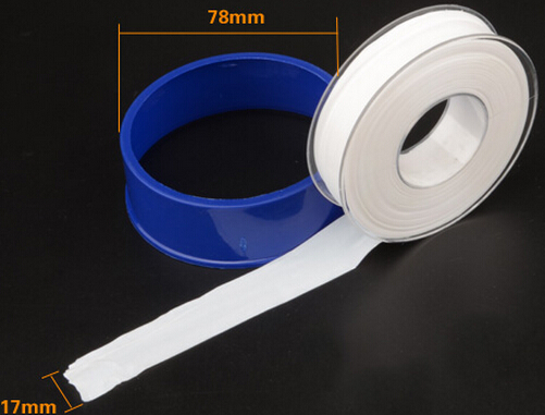 free shipping,4 Roll/pcs 25M / roll thread seal tape 17mm wide Oil-free Water Pipe PTFE Teflon Thread Seal Plumbing Tape(China (Mainland))