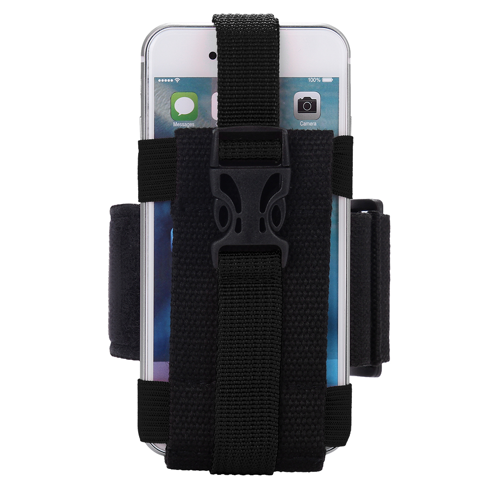 Universal Durable and Dedatachable Sport Running Armband Case For iPhone 5S/6/6S For Samsung Galaxy S6/S6Edge For HTC For Huawei
