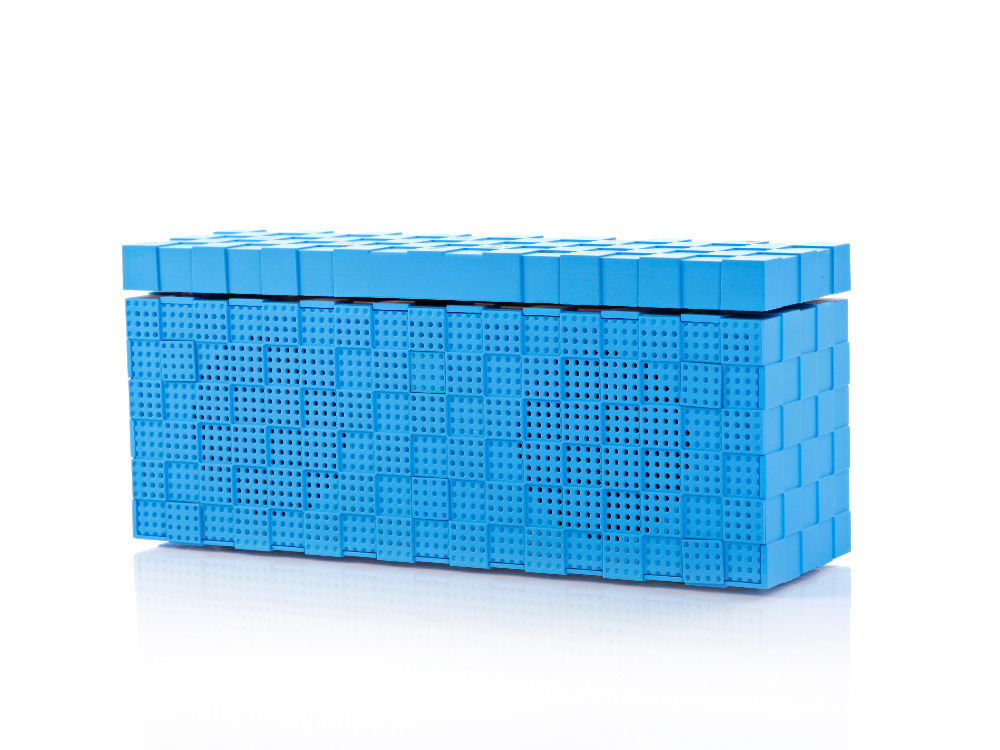 Free shipping Big power Portable Wireless Bluetooth Speaker 6W Stereo sound with microphone built in 1200mAh Battery N11(China (Mainland))