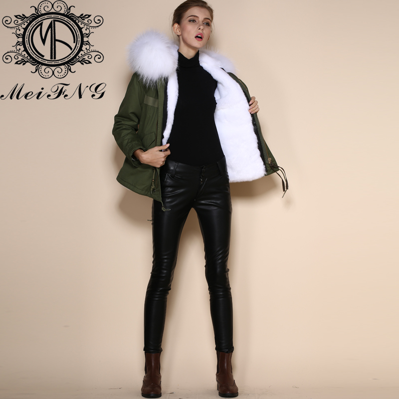 UK popular woman faux fur coat in winter parka from direct factory from guangzhou(China (Mainland))
