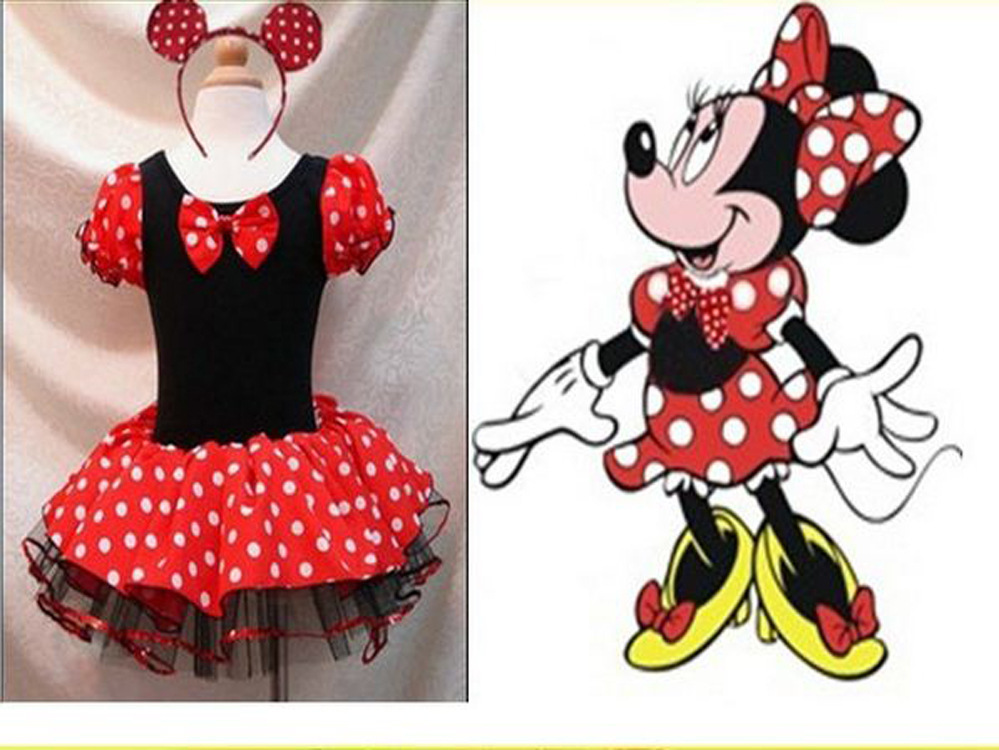 Minnie Mouse Costume Cheap Minnie Mouse Costumes For