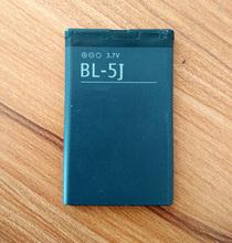 bl 5j BL-5J Battery 1320mAh Mobile Phone Battery for NOKIA 5230c/5800xm/5800ixm/5802xm/5900xm/ X9/n900/x6/5233/5235/X6m