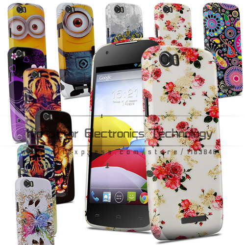 Гаджет  For Fly iq4405 new arrived soft TPU case cover for fly iq 4405 bags phone case with free shipping None Телефоны и Телекоммуникации
