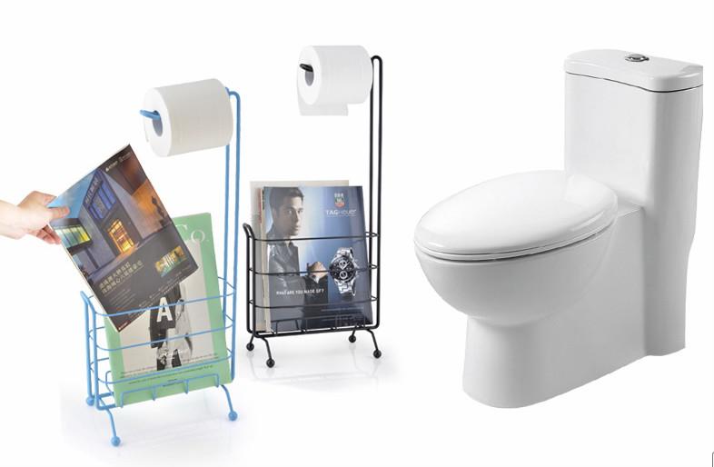 Achetez en gros porte papier toilette porte revues en for Porte revue toilette