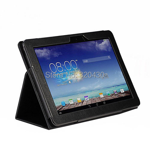 FREE Freight ME102A tablet case Slim-Book Stand Cover Case for ASUS MeMO Pad 10 case 10.1-Inch Tablet (Black) with auto sleep(China (Mainland))