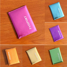 Buy 2017 Women Travel Passport Holder Fashion PU Card Holder Business Passport Cover ID Credit Card Holder Women Passport Wallet for $1.34 in AliExpress store