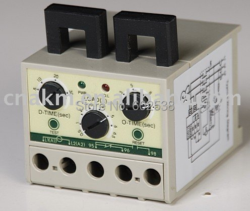Buy 24v 1 5kw 5 65a Overload Relay Intelligent Electronic