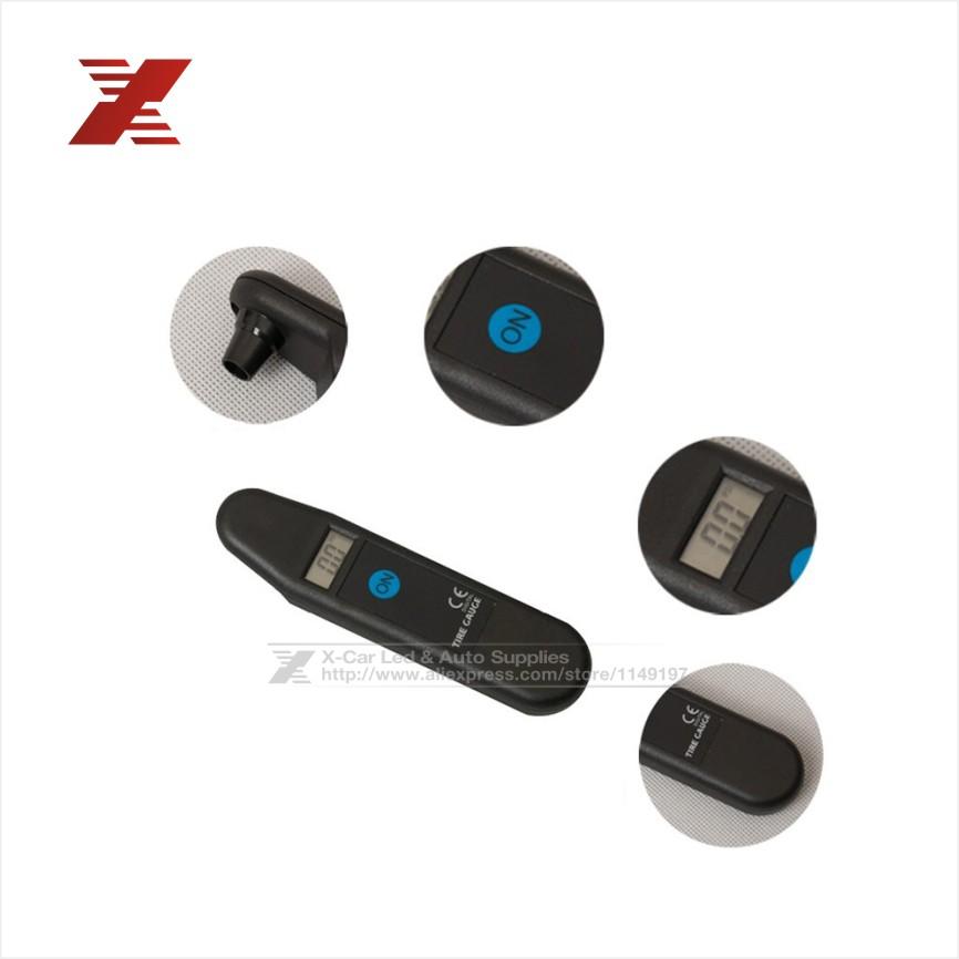 Digital LCD Display Accuracy Wheel Tire Air Pressure Gauge Tyre Tester Car Auto Tyre Tire Air Pressure Gauge Dial Meter Tester(China (Mainland))