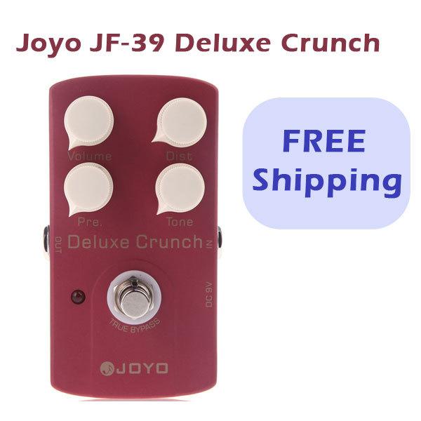 Joyo JF-39 Deluxe Crunch Effect Pedal<br><br>Aliexpress