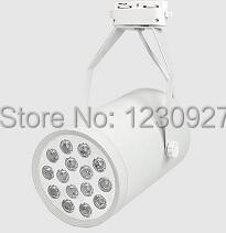 led tracking lamp for clothing store/supermarket