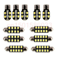 12pc LED Lights Car Styling Hi-Q Interior Package Kit Jeep Grand Cherokee WK 2005-2010 - Kevin Martin Electronic Technology CO.,LTD store
