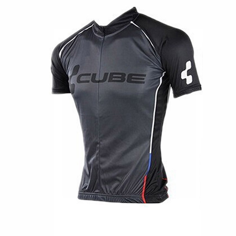High Quality ! Summer Cube Cycling Jerseys Short Sleeve Bike Clothing MTB Bicycle Clothes Ropa Ciclismo(China (Mainland))
