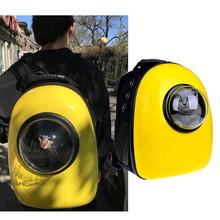 new Pet Backpack Carrier cat  carrier bag  dog carrier bag (China (Mainland))