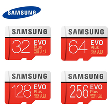 Buy Samsung U3 Memory Card 128GB EVO PLUS Micro sd card Class10 UHS-1 64GB 256GB Speed Max 100M/S 32G Microsd Tablet Smartphone for $21.55 in AliExpress store
