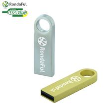 Mini Usb2.0 usb Flash drive Dtse9 logam 64GB 32GB 16GB 8GB Waterproof Metal Pen drive 4GB Pendrive flash disk u disk Memory disk