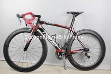 De Rose carbon complete bike with full carbon fiber road bike frame carbon wheels 700c  fit to racing bike UD/ matt/ glossy coat(China (Mainland))