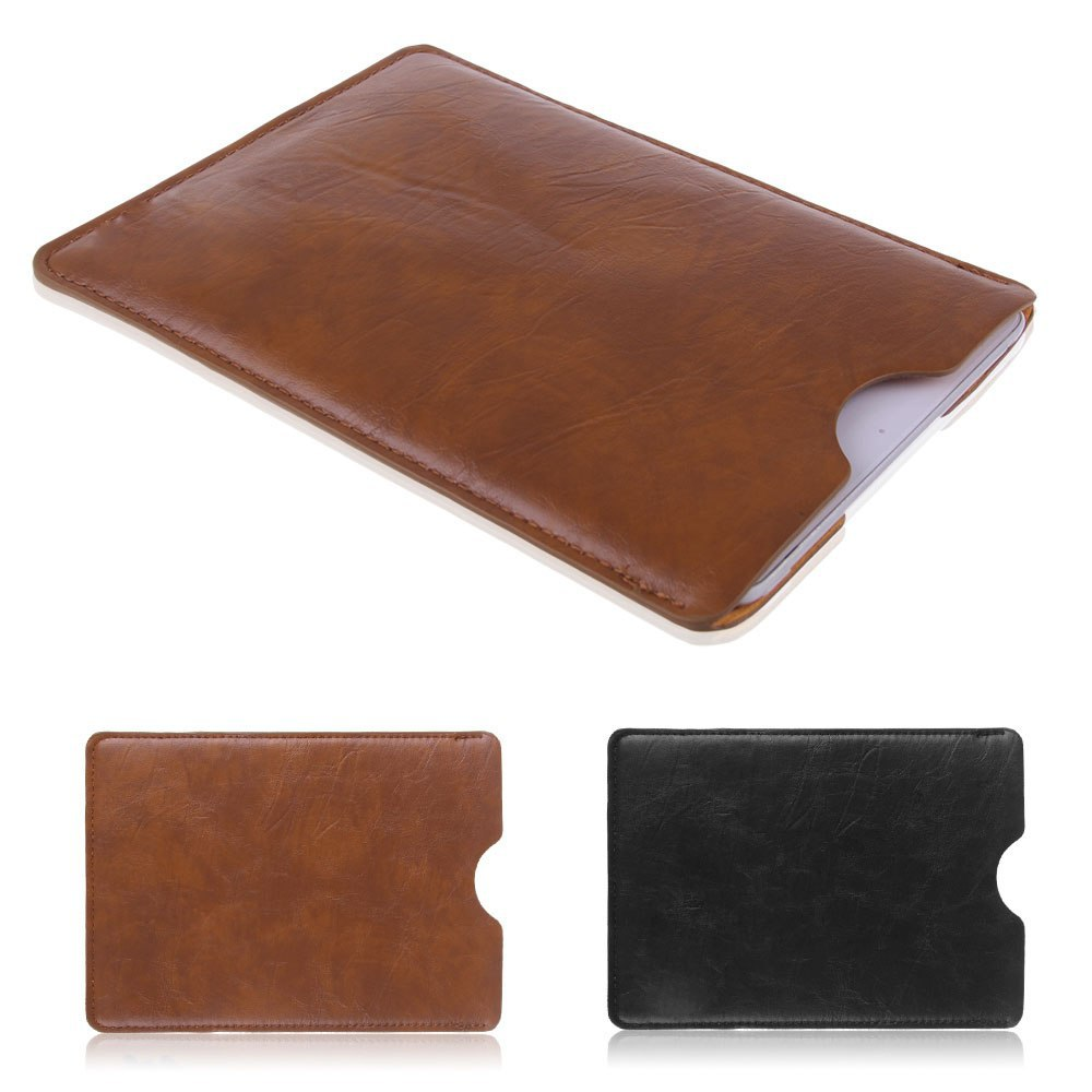 """Luxury Universal Pu Leather Sleeve Bag Case Soft Cover Pouch for 7"""" inch MID Tablet For iPad Mini & 2 Retina(China (Mainland))"""
