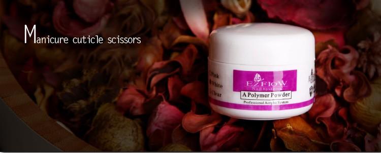 1PCS sparkle Clear Transparent Pink Three Colors Option Acrylic Crystal Powder Nail Tips Polymer Builder Nail Art polymer Powder