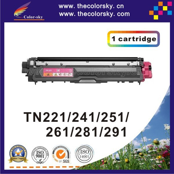 (CS-TN221) compatible toner cartridge for Brother HL-3140CW HL-3170CDW 3140 3170 HL 3140CW 3170CDW 40CW 70CDW 2.5k/1.4k free dhl<br><br>Aliexpress