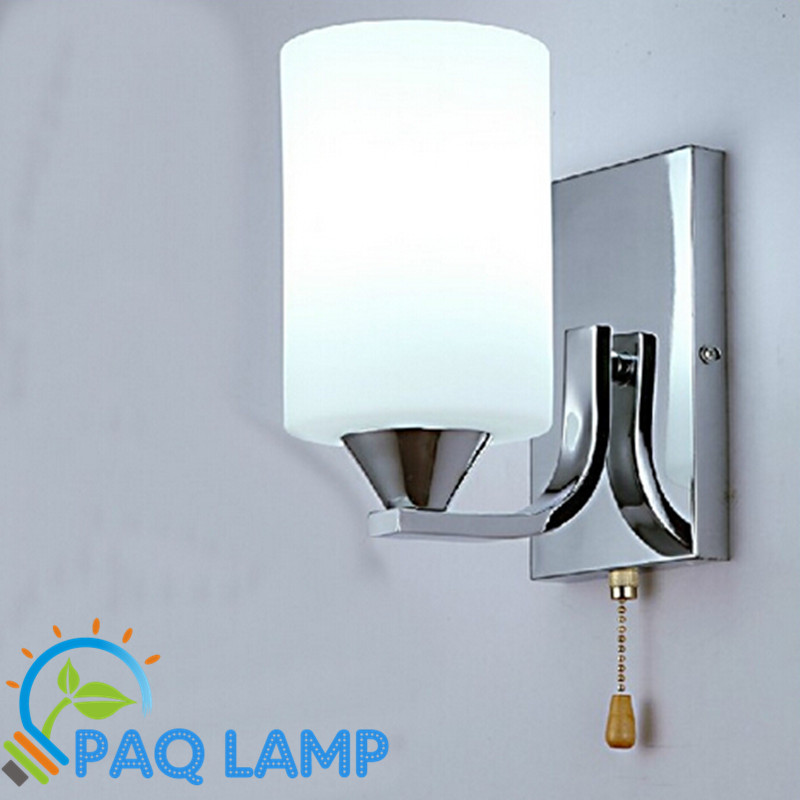 Modern wall lamp with led bulb have the switch for sitting room bedroom <br><br>Aliexpress