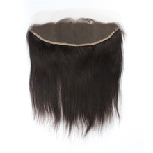 Shipping Free Part Full Lace Frontal Wig Brazilian Virgin Hair Closure 13″*4″ Swiss Lace Natural Straight