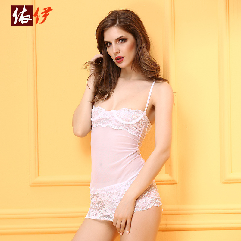 Sexy underwear manufacturers to sell through the supply of goods to the supply of sexy pajamas sexy pajamas EB038(China (Mainland))