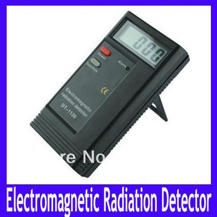 Electromagnetic Radiation Detectors DT-1130 instrument measures radioactivity geiger Radiation meter