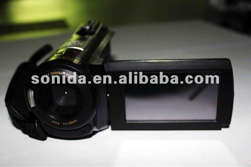 Cheap video camera digital video camera professional full HD HDV-502ST(China (Mainland))