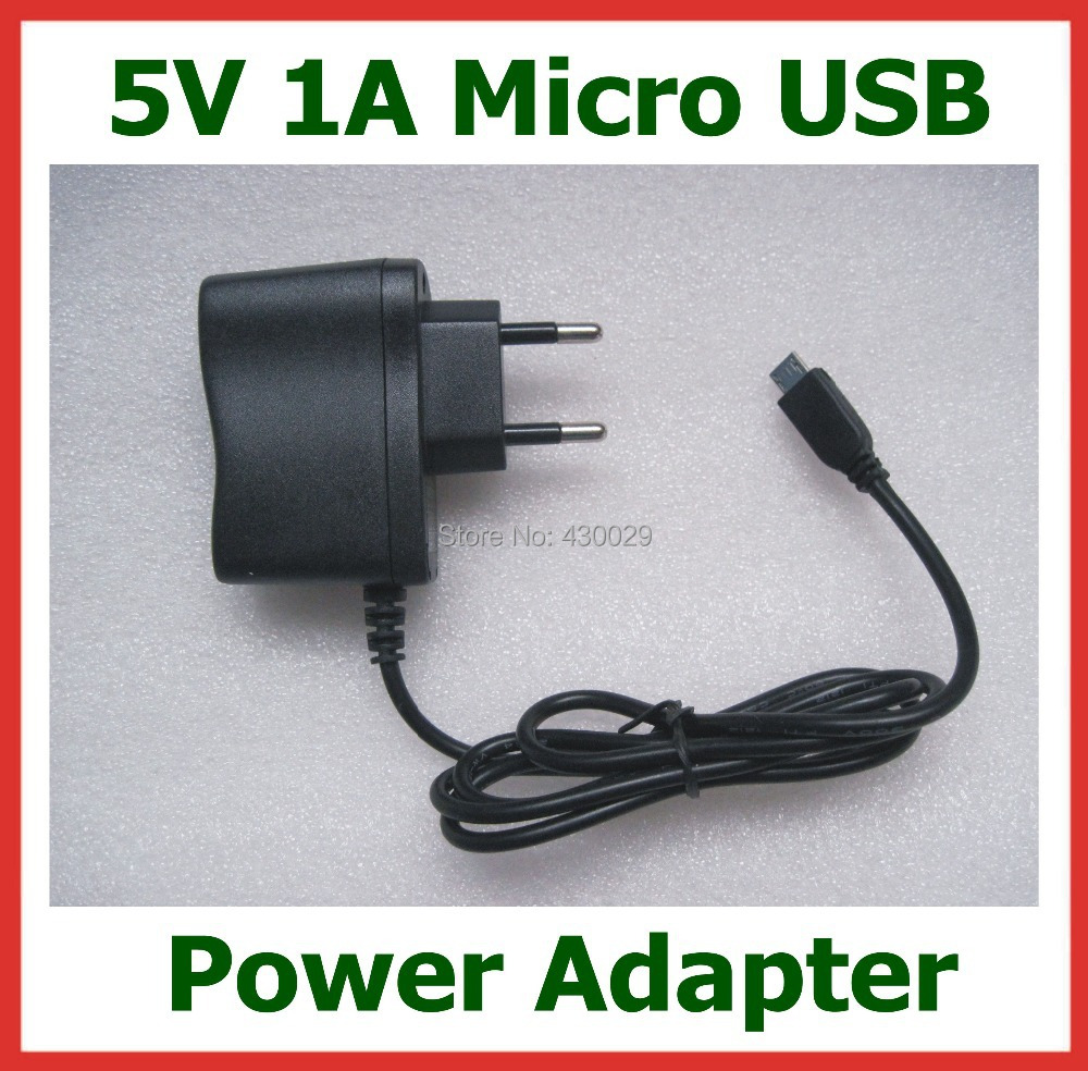Universal 5V 1A Micro USB Wall Charger EU Plug for Mobile Phone Power Supply Adapter(China (Mainland))