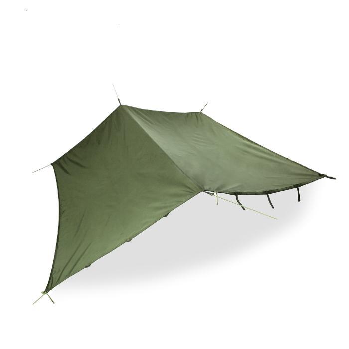 Outdoor Camping Tent Hammock Multiple Use Mats Picnic Rug Tent Carpet Hammock Swing Souble Hammock Sleeping Bag Free Soldier
