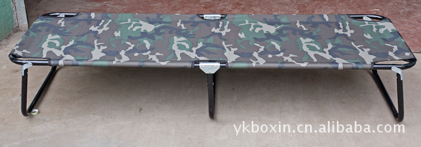 Steel factory direct beach bed bed camp bed can be used indoor and outdoor folding up less space<br><br>Aliexpress