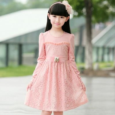 New Year Dress Girls Dresses For Party Baby Girl Dresses 2014 Kids Clothing Teenage Girls