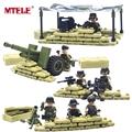 MTELE Brand Super Military SWAT Set Super Heroes Building Blocks Figures Brick Kid Toy Compatible with