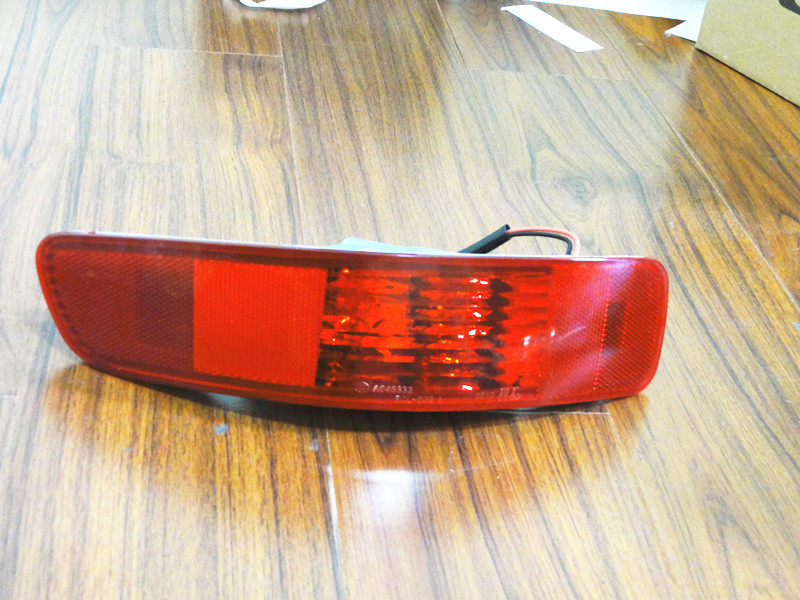 1Piece LH Tail bumper fog lamp for Mitsubishi Outlander 2007-2013<br><br>Aliexpress