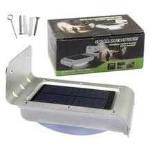 16 LED First Generation Solar Power PIR Human Body Motion Sensor Lamp Waterproof Outdoor Garden Home Path Wall Light(China (Mainland))