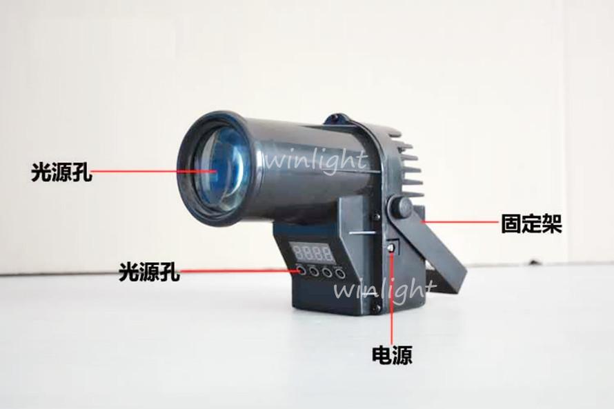Free Shipping ( 10 pcs / lot ) 10W RGBW 4 in 1 LED Mini Spotlight Light LED Mini Spot Light wholesale LED DJ pinspot Light(China (Mainland))