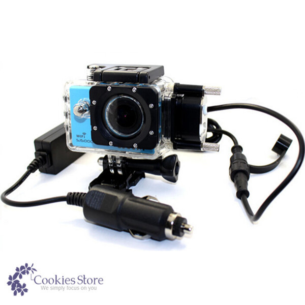 SJCAM SJ5000 SJ5000 WiFi SJ5000 Plus SJ5000 Waterproof Case For Motorcycle экшн камера sjcam sj5000 серебристый sj5000silver
