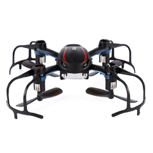 Mini Drohne X902 Black Spider Mini RC Quadcopter Drone With 3D Flip 2.4Ghz 6-Axis 6 RC Helicopter Gyro For Beginner Black