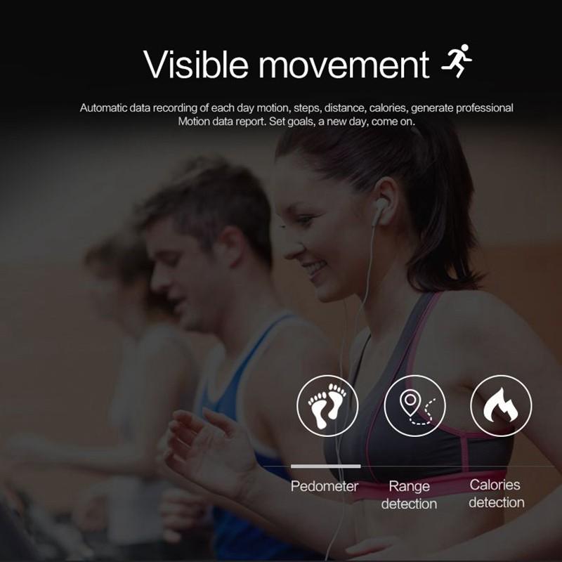 Smartband Heart rate Bracelet 7